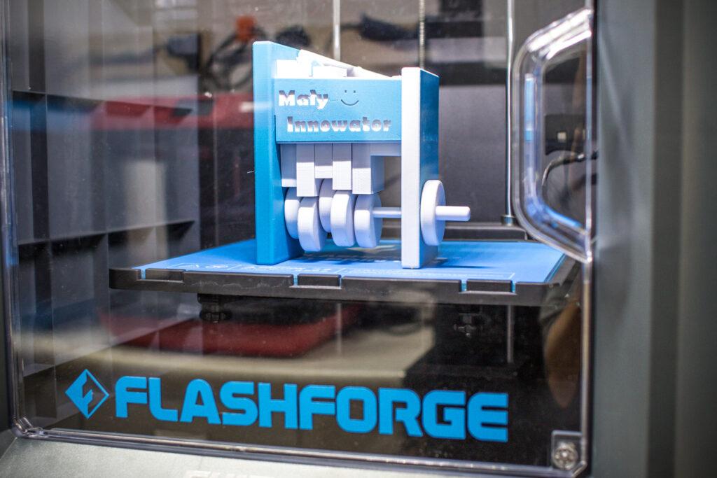Mały Innowator na otwartym dniu w Sygnis New Technologies