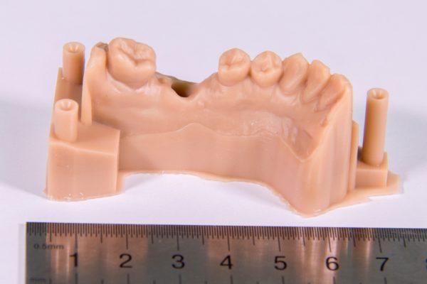 wydruk 3D dla branży dentystycznej