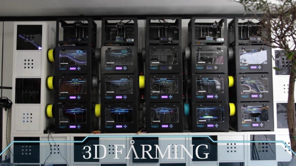 drukarki 3D Creator Pro