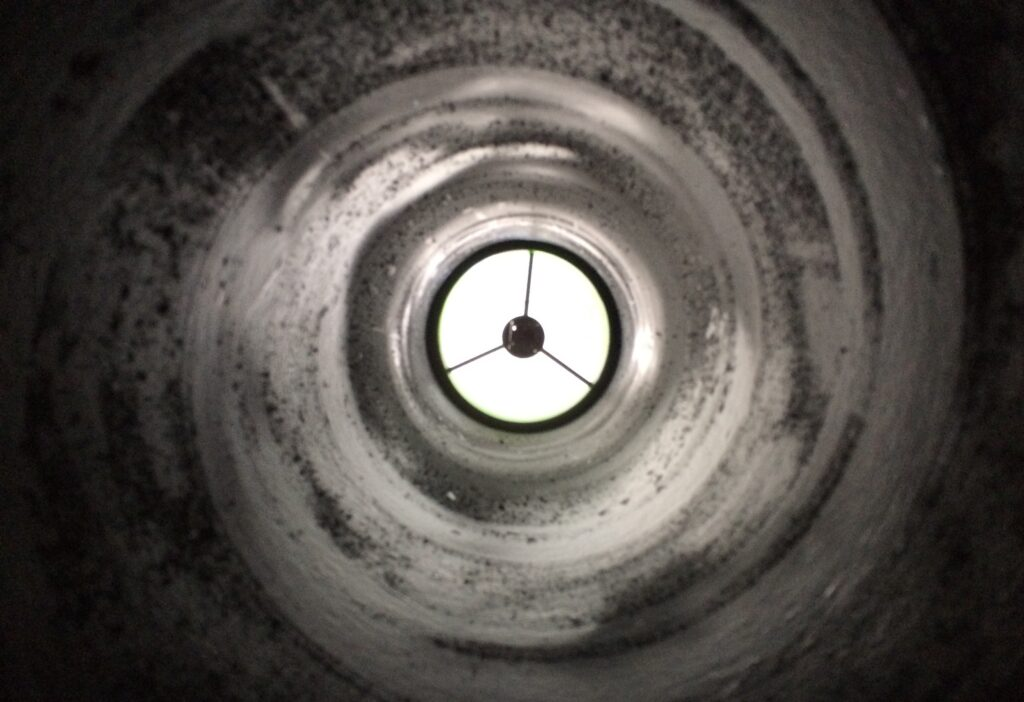 wnętrze teleskopu - sygnin new technologies