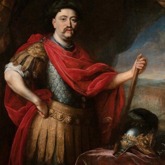 Painting, ORDER OF JOHN III SOBIESKI